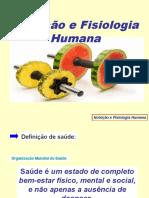 Nutricao Fisiologia Humana