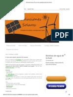 Carro Solar Juguete (Proyecto de Ciencias)
