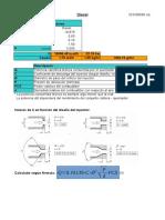 Calculo de Inyectores Diesel