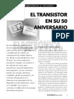 El transistor en su 50 aniversario.pdf