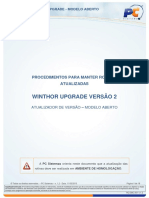 Tutorial Winthor Upgrade - Modelo Aberto 11-03-15 (5) (3) (1)