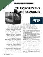 Televisores Biovision de Samsung