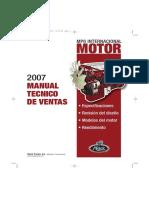 MP8 Engine Tech Spanish