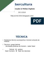 Cmd 20.05 Cibercultura