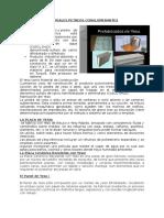 MATERIALES PETREOS CONGLOMERANTES