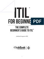 ITIL for Beginners