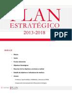 Plan Estratégico 2013 2018