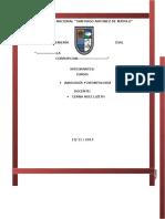 Informe 01 La Corrupcion