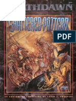 FASA 6305 - Earthdawn - Shattered Pattern
