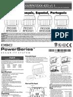 PK5508 LED v1.1 Installation Manual