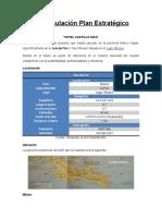 Reformulación Plan Estrategico - Caso Aplicado