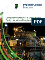 Statistical Tools for Mineral Processing Decisions in the Face of Uncertainty--JKTECH