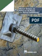 Manual Saferock 2008