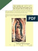 La Aparición de Nuestra Señora de Guadalupe