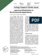The Lognormal Distribution in Environmental Applications.pdf