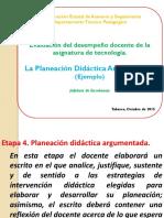 10.- Planeacion Didactica Argumentada (Tecnologia)