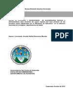 Modelos de Documentos Oficiales