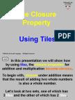 4 t Closure Property
