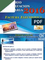 Actualización Tributaria 2016_Tema 7_Factura Electrónica.pdf