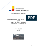 Plan Cotopaxi