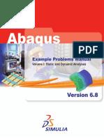 Examples 1 Abaqus