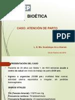 Bioetica en Parto