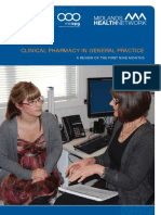 eBook Clinical Pharmacy in General Practice