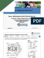 Capítulo III Maquinas eléctricas en DC (Completo).pdf