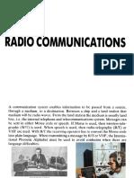 07 Radio Communications