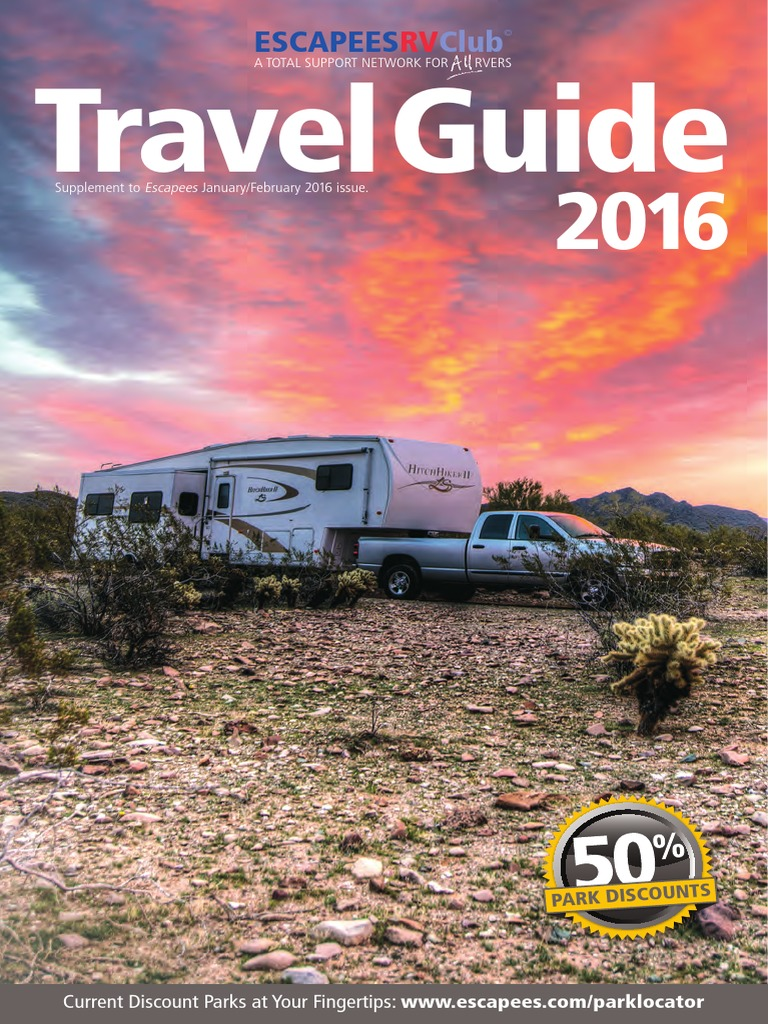 Escapees Travel Guide