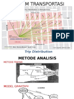 Sistem Transportasi- TEknik SIPIL