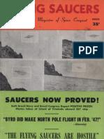 Flying Saucers magazine February 1961