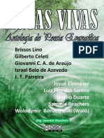 Águas Vivas Antologia de Poesia Evangelica