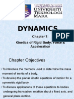 Dynamics Chapter 7