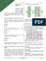 1ª Série EM - Apost. 3 Tabela Periódica
