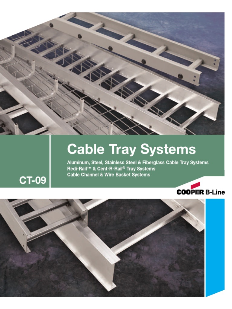 Cable Tray Systems | Track (Rail Transport) | Cable