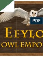 Eeylops Sign