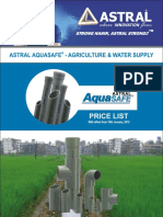 Astral Pvc Pipes Price List