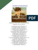 Tremendas Vol. 8.1