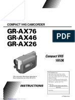 JVC GR-AX26