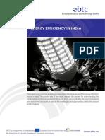 Snapshot Energy Efficiency in India