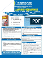 DLPD Information Leaflet YCCP 2016