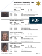 Peoria County Jail Booking Sheet for July 9 2016