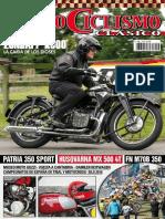 Motociclismo Clásico – Julio 2016