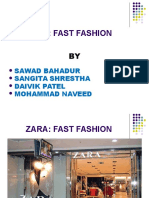 ZARA Presentation