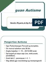 Gangguan Autisme