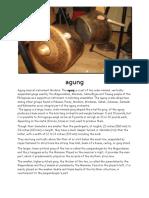 Mga katutubong Instrumento ng mga pilipino
