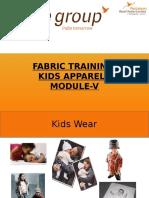 Fabric Training Module- V