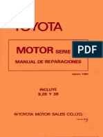 TOYOTA+motor+serir+B