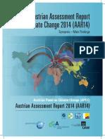 Austrian Climate Assessment 2014